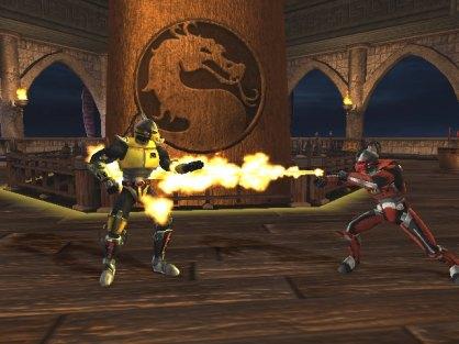 Mortal Kombat Armageddon an�lisis