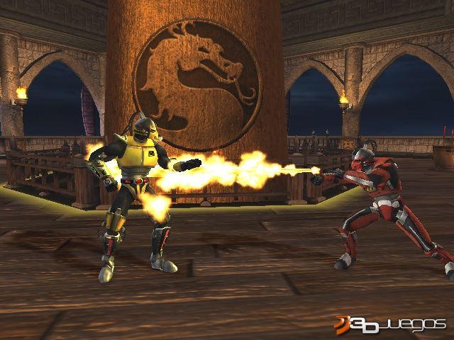 Mortal Kombat Armageddon - An�lisis