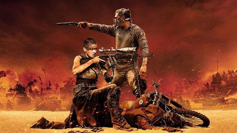 Captura de la película Mad Max Fury Road (2015)