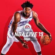 Carátula de NBA Live 19 - Xbox One