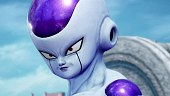 Super Saiyan Blue y Freezer Dorado se lucen en Jump Force