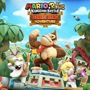 Carátula de Donkey Kong Adventure - Nintendo Switch