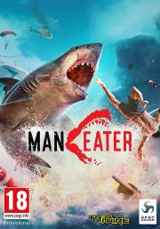 Carátula de Maneater - PS4