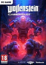 Carátula de Wolfenstein: Cyberpilot - PC