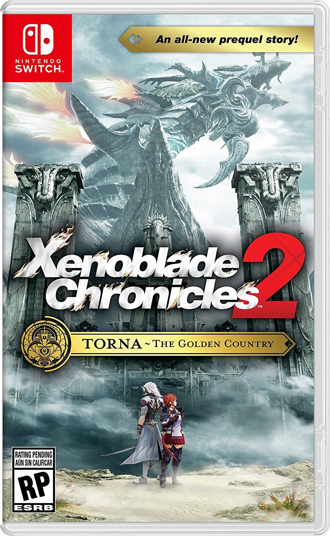 Xenoblade Chronicles 2: Torna - The Golden Country se podrá comprar físico