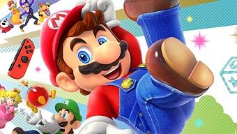 Top Japón: Super Mario Party lidera cómodamente el ránking