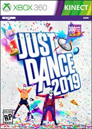 Carátula de Just Dance 2019 - Xbox 360