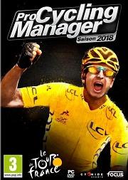 Carátula de Pro Cycling Manager 2018 - PC