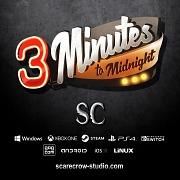 Carátula de 3 minutes to Midnight - Nintendo Switch