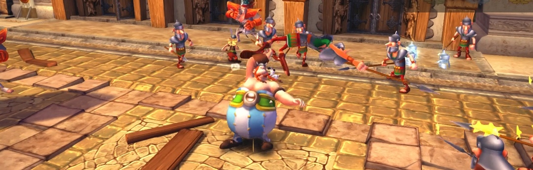 Análisis Asterix y Obelix XXL 2
