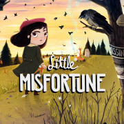 Carátula de Little Misfortune - Xbox One
