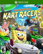 Carátula de Nickelodeon Kart Racers - Xbox One