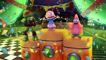 Ofrecen nuevos detalles de Nickelodeon Kart Racers