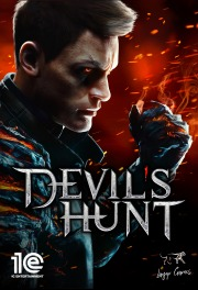 Carátula de Devil's Hunt - PC