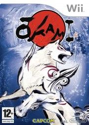 Carátula de Okami - Wii