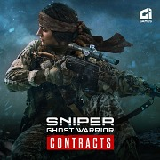 Carátula de Sniper Ghost Warrior Contracts - PS4