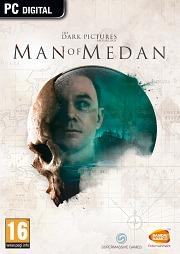 Carátula de Man of Medan - PC