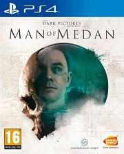 Carátula de Man of Medan - PS4