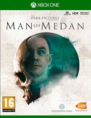 Carátula de Man of Medan - Xbox One