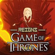 Carátula de Reigns: Game of Thrones - PC
