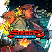 Carátula de Streets of Rage 4 - PC