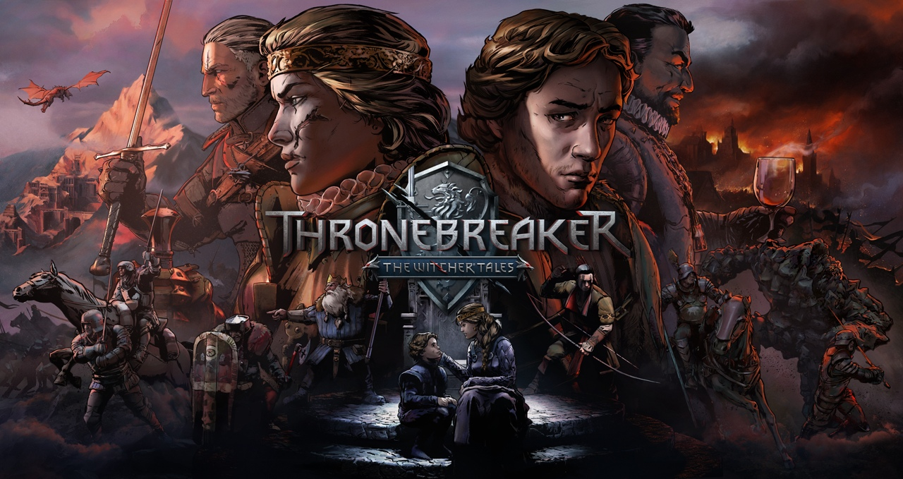 The Witcher Tales presenta su historia — Thronebreaker