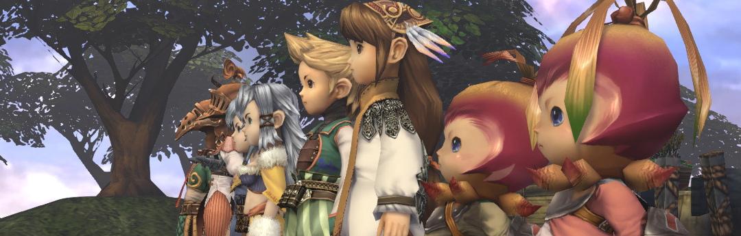 Análisis Final Fantasy Crystal Chronicles