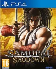 Carátula de Samurai Shodown - PS4