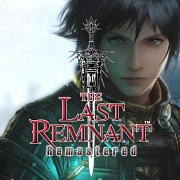 Carátula de The Last Remnant Remastered - PS4