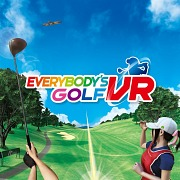 Carátula de Everybody's Golf VR - PS4