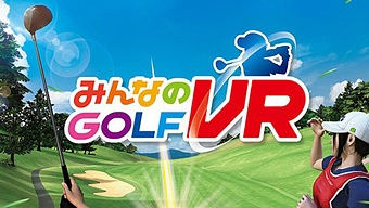 Everybody's Golf VR se estrenará en primavera de 2019