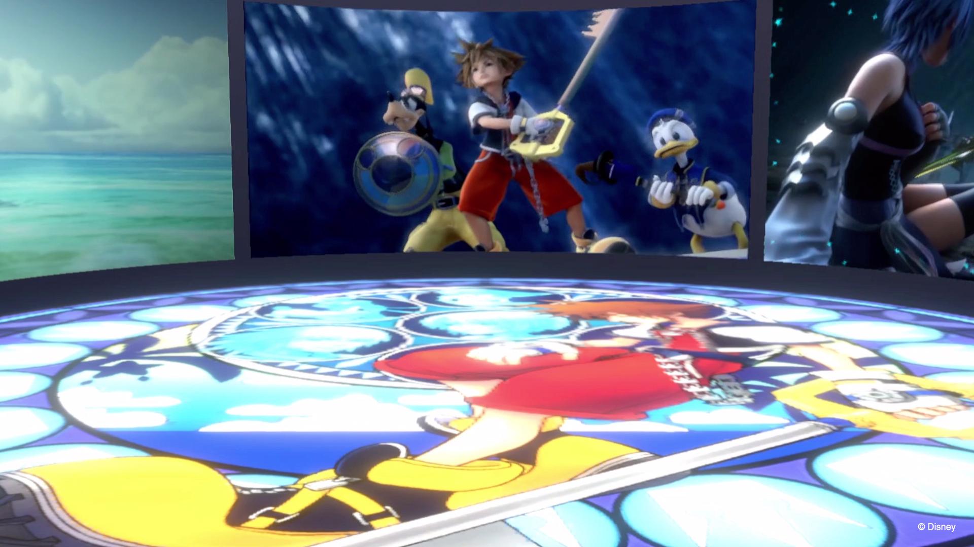 VR Experience llegará este invierno a PSVR — (ACTUALIZADA) Kingdom Hearts
