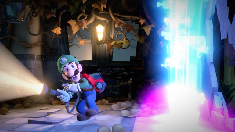Imagen de Luigi's Mansion 3