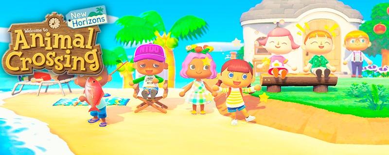 10 razones para irte con Animal Crossing: New Horizons a una isla desierta
