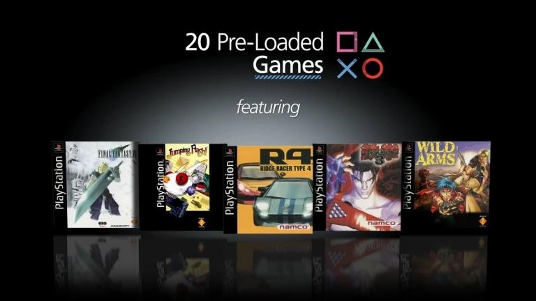 ¡Regreso al pasado! Sony anuncia PlayStation Classic