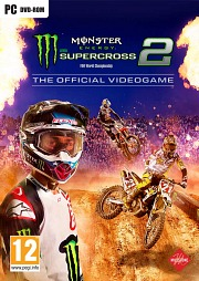 Carátula de Monster Energy Supercross 2 - PC