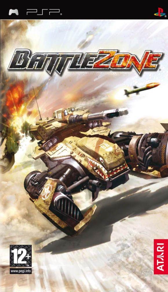 Carátula de Battle Zone
