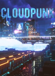 Carátula de Cloudpunk - PS4