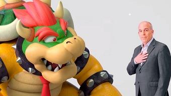 En Nintendo cuentan una divertida anécdota de rodaje con Bowser... ¡Y Bowser!