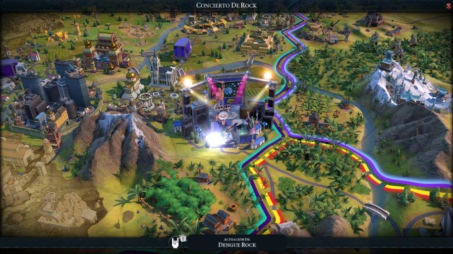 Civilization VI Gathering Storm análisis