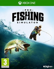 Carátula de Pro Fishing Simulator - Xbox One