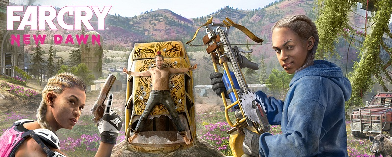Far Cry: New Dawn, así es el fin del mundo