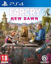 Carátula de Far Cry: New Dawn - PS4