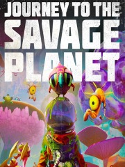 Carátula de Journey to the Savage Planet - PS4