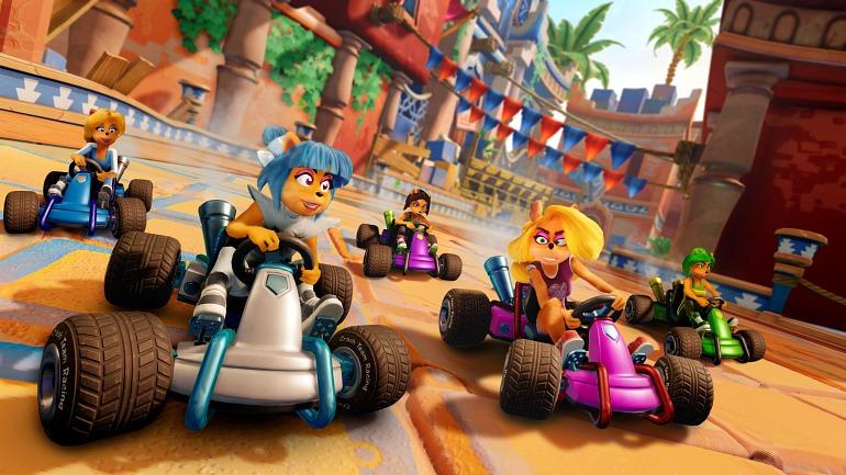 Imagen de Crash Team Racing Nitro-Fueled