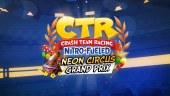 Crash Team Racing Nitro-Fueled presenta Circo de Neón, su próximo Gran Premio