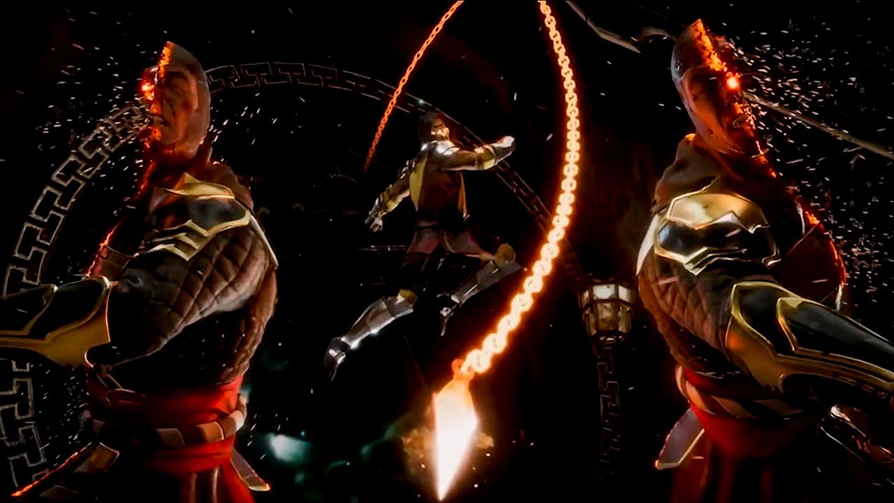 Mortal Kombat 11 se actualiza para su evento de Halloween
