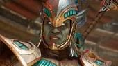 Kotal Kahn en acción. Tráiler de Mortal Kombat 11