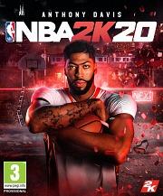 Carátula de NBA 2K20 - Nintendo Switch