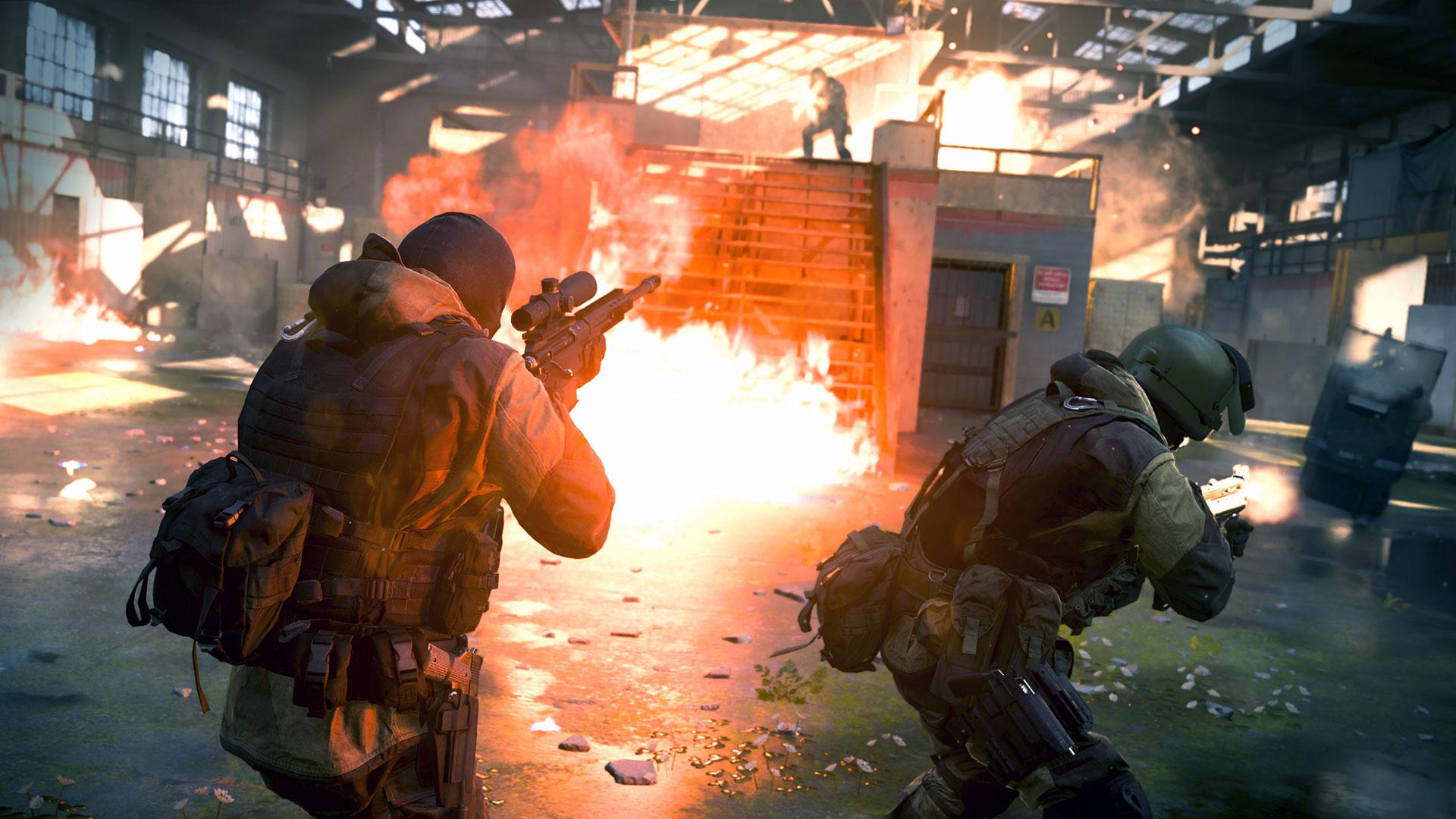 Primeras imágenes del multijugador de Call of Duty: Modern Warfare